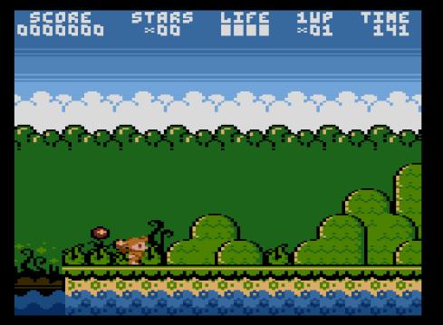 Crownland, Atari 8-Bit