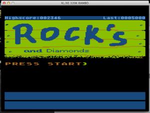 """Titelbild für """"Rock"""". Ein erster Entwurf"""